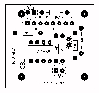 simple distortion pedal schematic colorsound overdriver